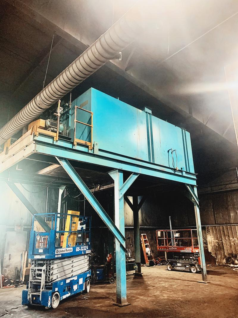 ERMAK Foundry and Machining Heat Treat Oven