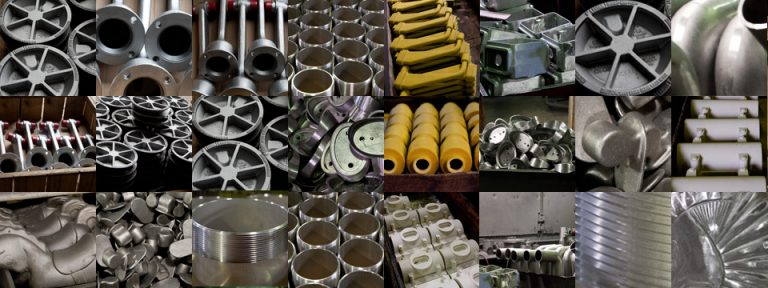 ERMAK Foundry & Machining Finished Product Product Montage