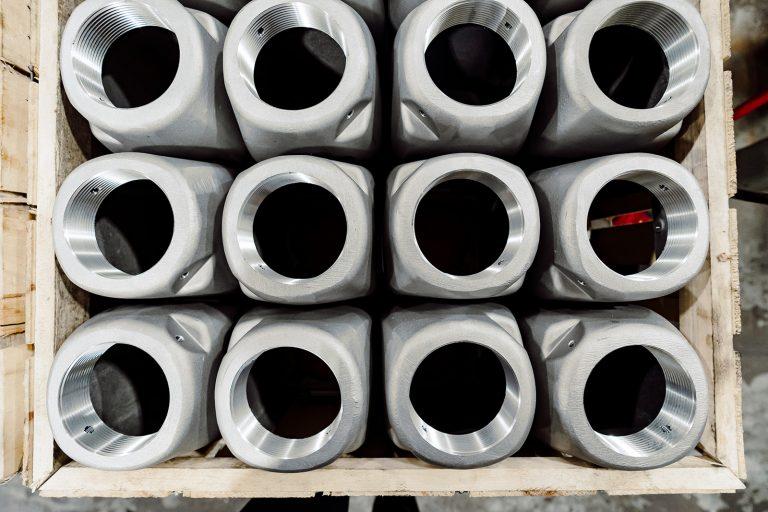 ERMAK Cast aluminum product
