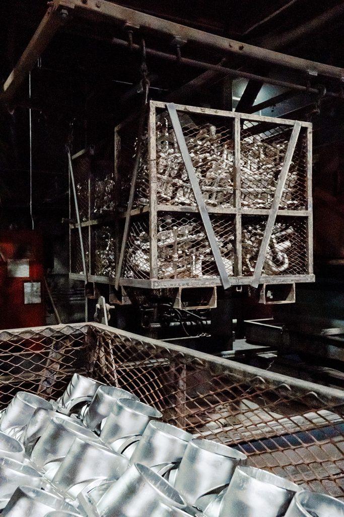 Casting Services Aluminum Heat Treat Process