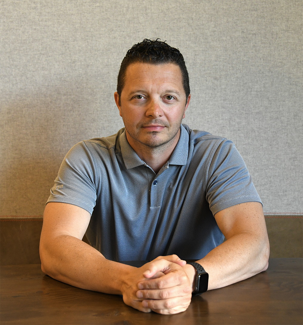 Reg Zeller CEO & Owner of Ermak