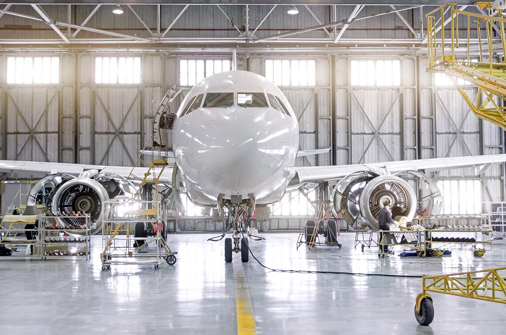 airplane assembly/repair