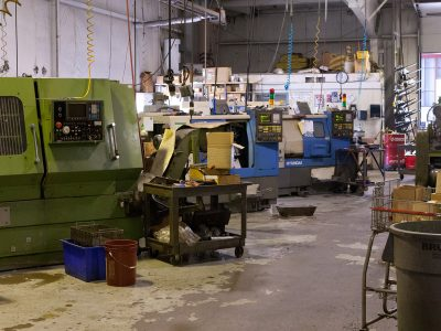 ERMAK Foundry & Machining Shop